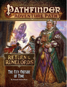 Pathfinder City Outside of Time