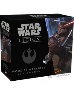 Star Wars Legion Wookie Warriors