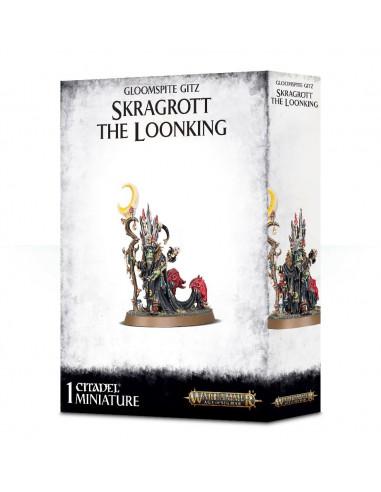 GLOOMSPITE GITZ SKRAGROTT THE LOONKING