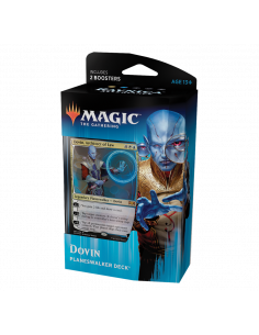 Magic Ravnica Allegiance Planeswalker Deck Dovin