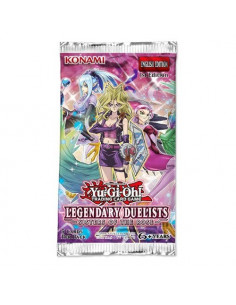 Yu-Gi-Oh! Legendary Duelists Sisters of the Rose Booster
