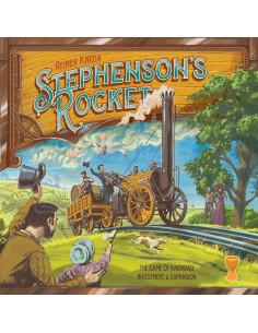 Stephensons Rocket Board Game