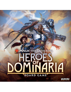 Magic Heroes of Dominaria Boardgame