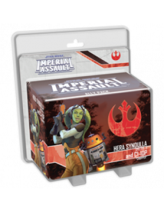 Imperial Assault Hera Syndulla & C1-10P