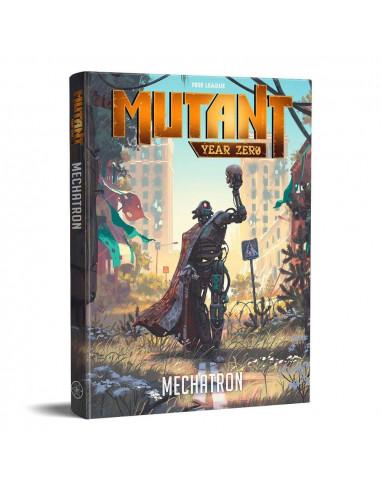 Mutant Year Zero Mechatron