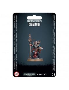 Skickas 9/2 GENESTEALER CULTS CLAMAVUS