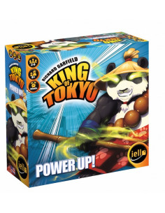 King of Tokyo 2016 Power Up Exp.