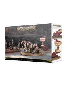 AGE OF SIGMAR ENDLESS SPELLS FLESH-EATER COURTS