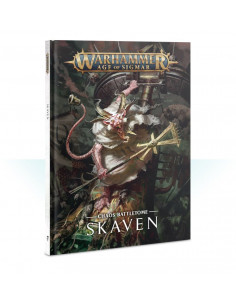 AGE OF SIGMAR BATTLETOME: SKAVEN