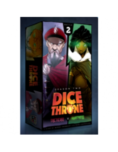 Dice Throne S2 Box 2 Tactician/Hunter