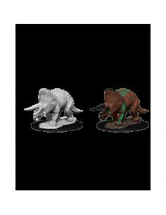 D&D Nolzur´s Miniatures Triceratops
