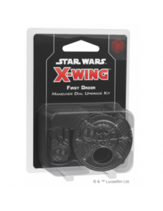 X-Wing 2.0 First Order Maneuver Dial Upgrade