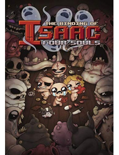 Binding of Isaac Four Souls