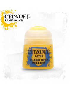 Citadel Layer: Flash Gitz Yellow