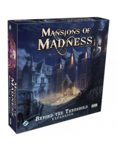 Mansions of Madness 2nd Ed. Beyond The Threshold