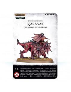 DAEMONS OF KHORNE KARANAK