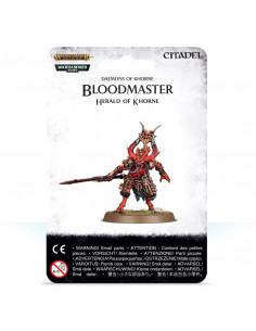 DAEMONS OF KHORNE BLOODMASTER