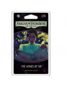 Arkham Horror Card Game Wages of Sin