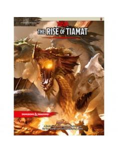 D&D 5th Ed. Rise of Tiamat