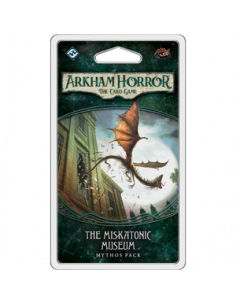 Arkham Horror Card Game Miskatonic Museum
