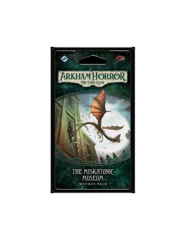 Arkham Horror Card Game Miskatonic Museum