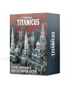 ADEPTUS TITANICUS CIV/IMP ADMINISTRATUM SECTOR