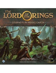 LotR Journeys in Middle-Earth