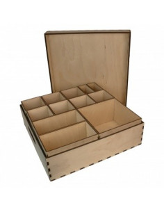 Blackfire Sorting Box