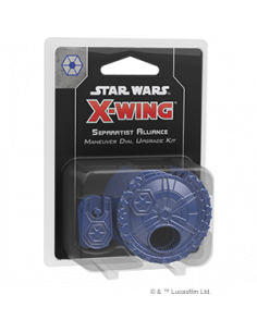 X-Wing 2.0 Separatist Alliance Maneuver Dial Upgrade