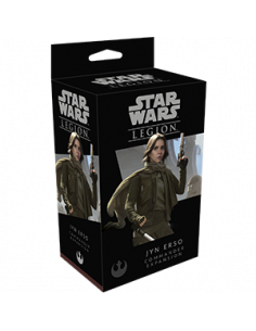Star Wars Legion Jyn Erso Commander