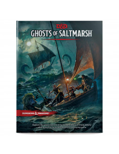 D&D 5th Edition Ghosts of Saltmarsh