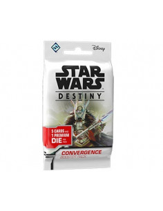 Star Wars Destiny Convergence Booster