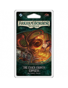 Arkham Horror Card Game Essex County