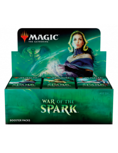 Magic War of the Spark Booster Display (36) PLAYOTEKET.COM