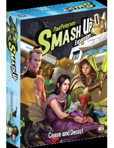 Smash Up Cease & Desist