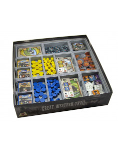 Folded Space Great Western Trail Insert V2