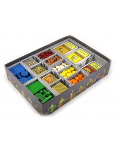 Folded Space Agricola Insert