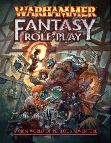 Warhammer Roleplaying Game 4th Edition Starter Set