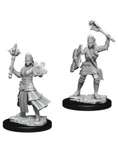 D&D Nolzur´s Miniatures Female Human Cleric
