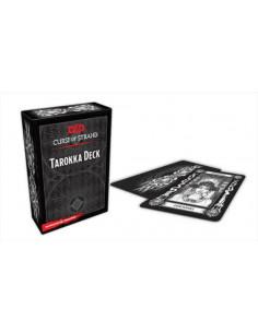 D&D Tarokka Deck Curse of Strahd