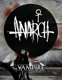 Vampire the Masq. 5th, Ed. Anarch