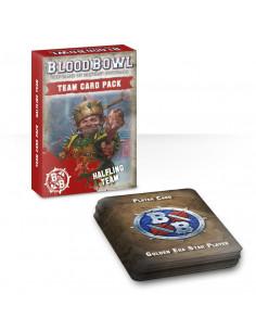 BLOOD BOWL HALFLING TEAM CARD PACK