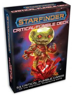 Starfinder Critical Fumble Deck