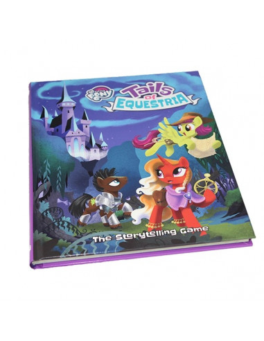 My Little Pony RPG The Haunting of Equestria