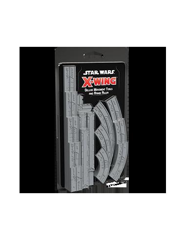 Star Wars X-Wing 2.0 Deluxe Movement & Range Tool