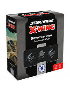 Star Wars X-Wing 2.0 Servants of Strife