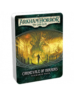 Arkham Horror Card Game Carnevale of Horror