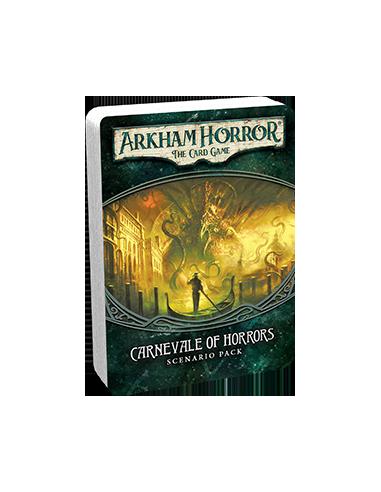 Arkham Horror Card Game Carnevale of Horror