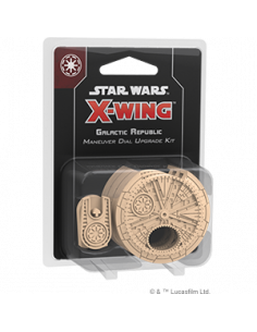 X-Wing 2.0 Galactic Republic Maneuver Dial Upgrade
