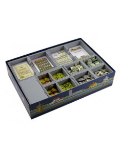 Folded Space Le Havre Insert